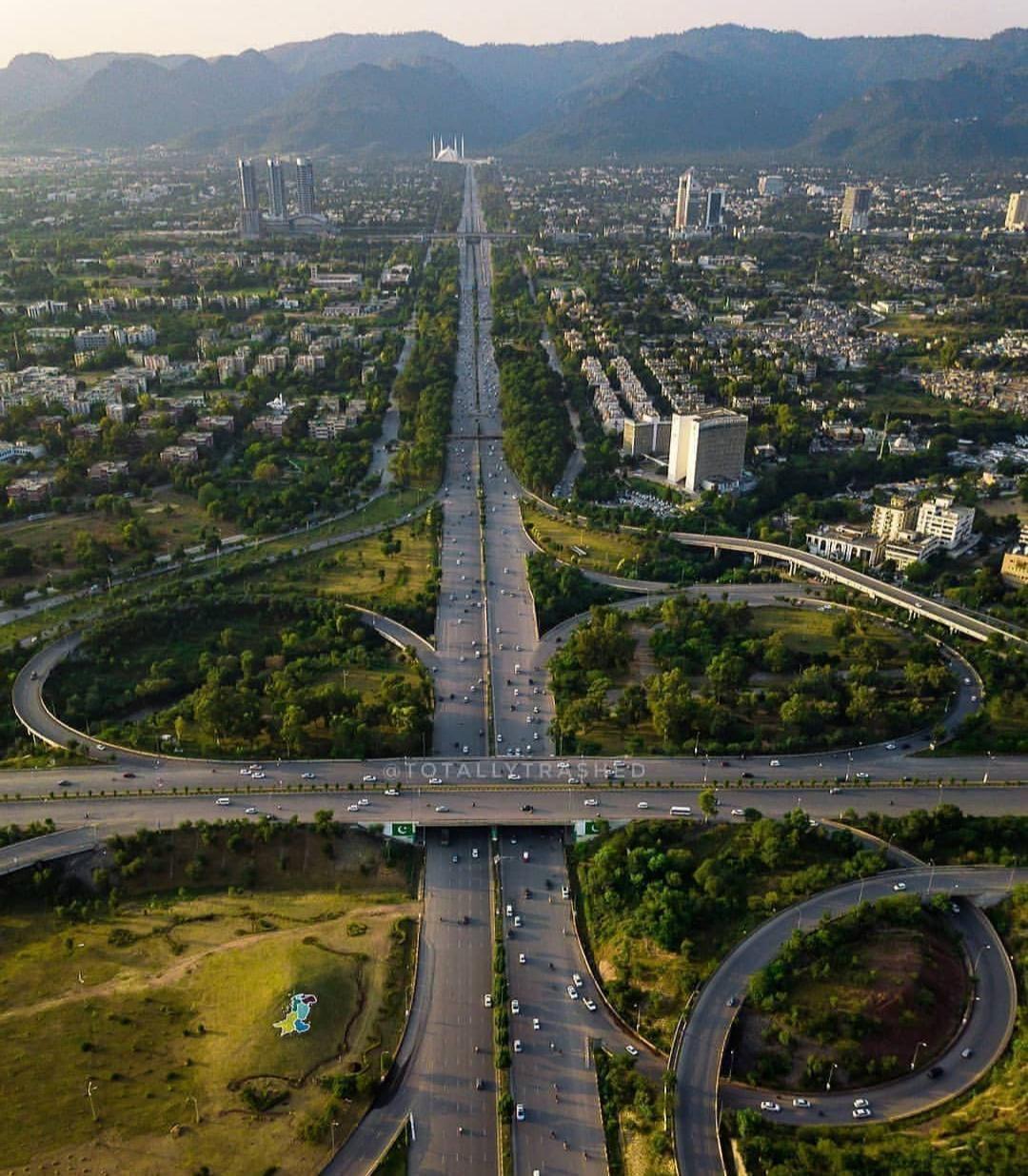 Beauty of Capital- Islamabad PAKISTAN