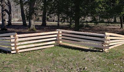 Snake Rail Fence Treated Wvsr Rail Fence Fence Snake
