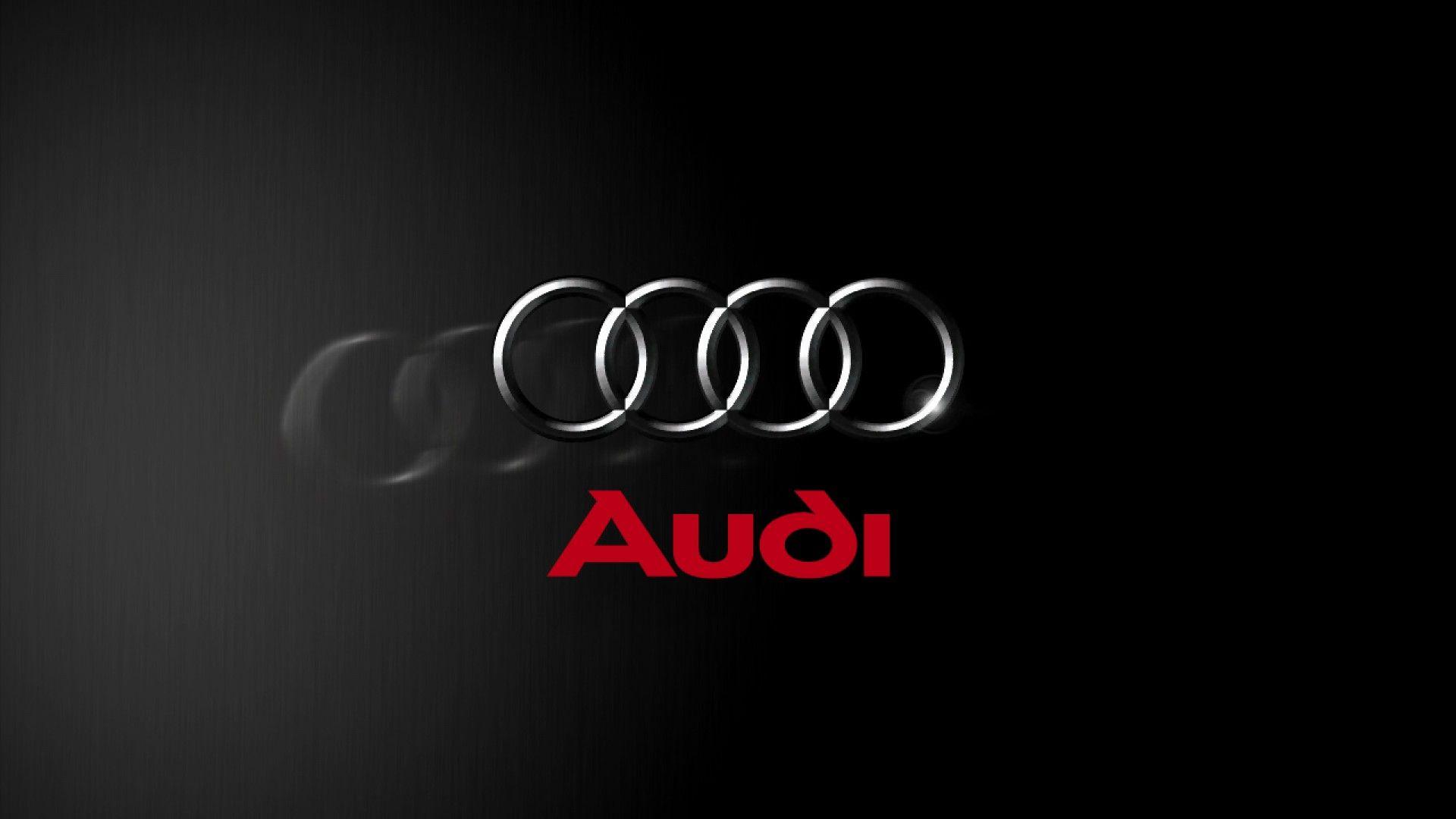 Audi Logo Hd Wallpaper For Iphone