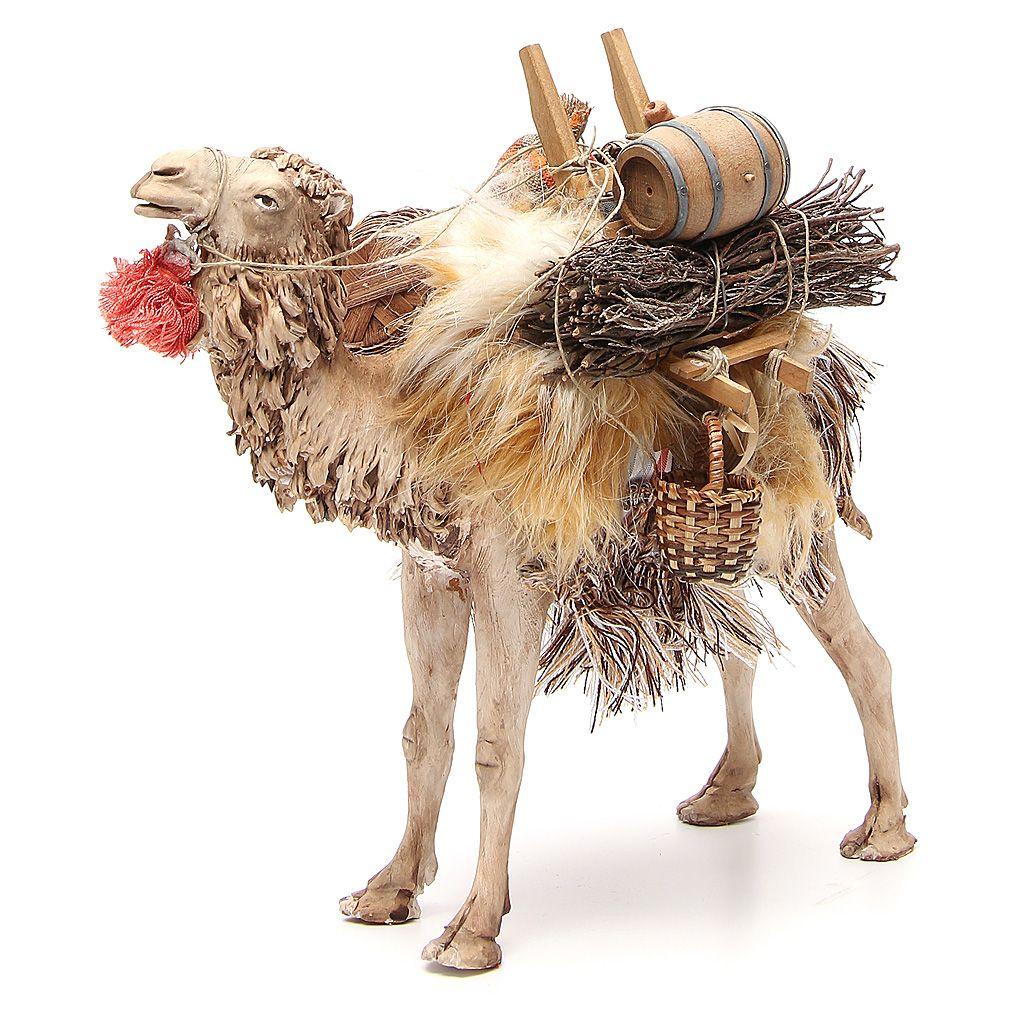 Camello Cargado Belén Angela Tripi 18 cm | venta online en HOLYART ...