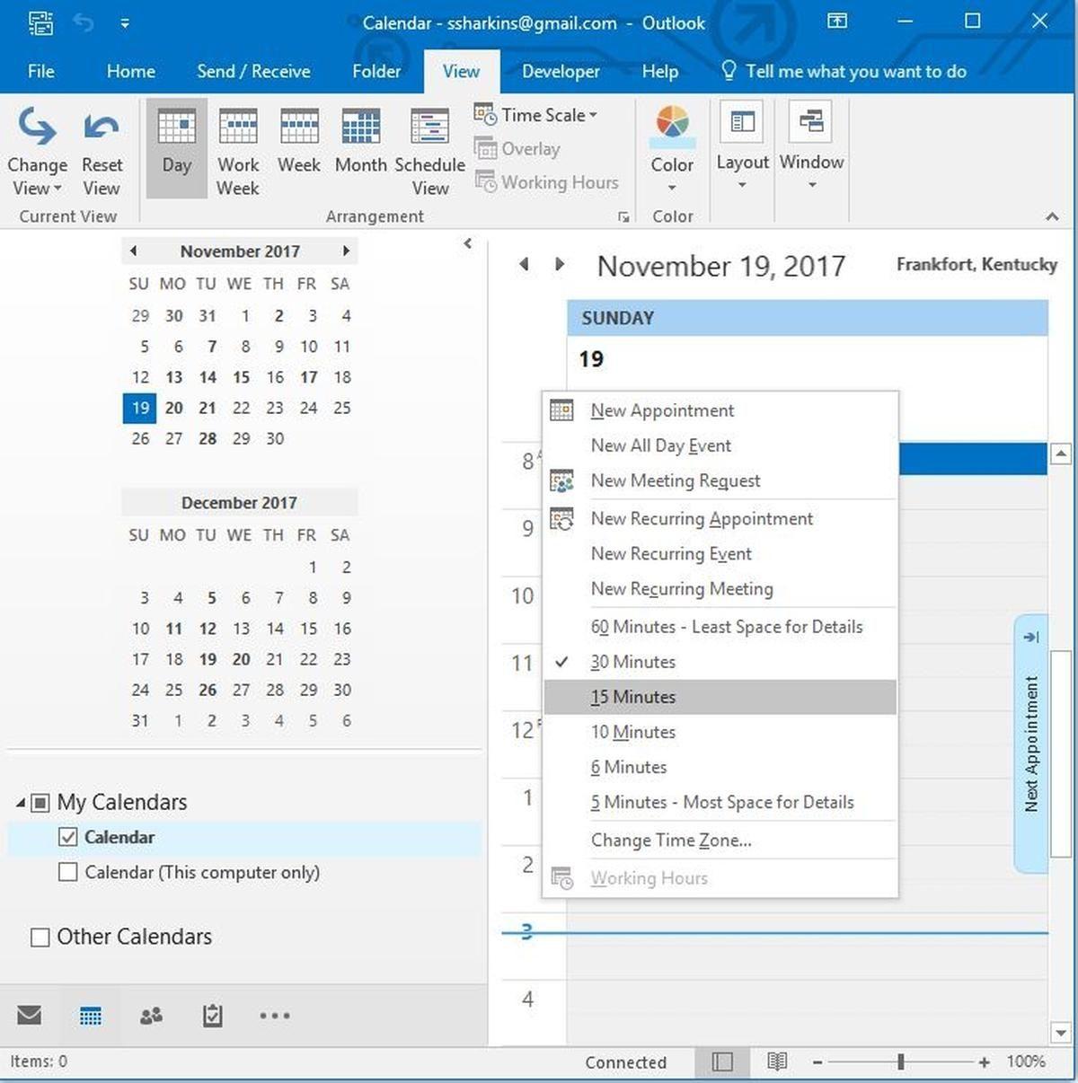 Impressive Windows 10 Outlook Calendar Assistent Outlook Calendar Calendar Layout Print Calendar