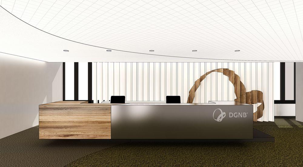 Innenarchitektur Wettbewerb dgnb office wettbewerb innenarchitektur stuttgart studio