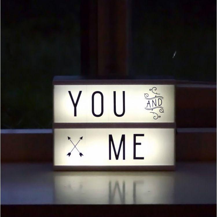 Set de chiffres et symboles pour lightbox pour cr er chiffre et lampes - Lettre pour lightbox ...