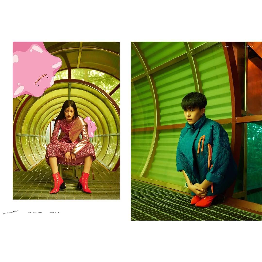 "178 Likes, 4 Comments - Leungmo (@leungmo) on Instagram: ""@I.TPOST ISSUE 20 photo #leungmo fashion editor @runwildrun make up & hair stylist @m_j108…"""
