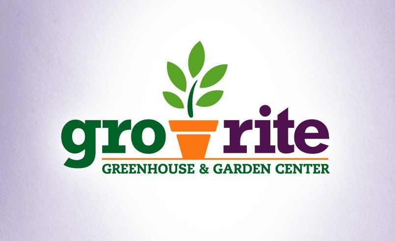 Logo Design For A Premier Family Owned New Jersey Greenhouse And Garden  Center.