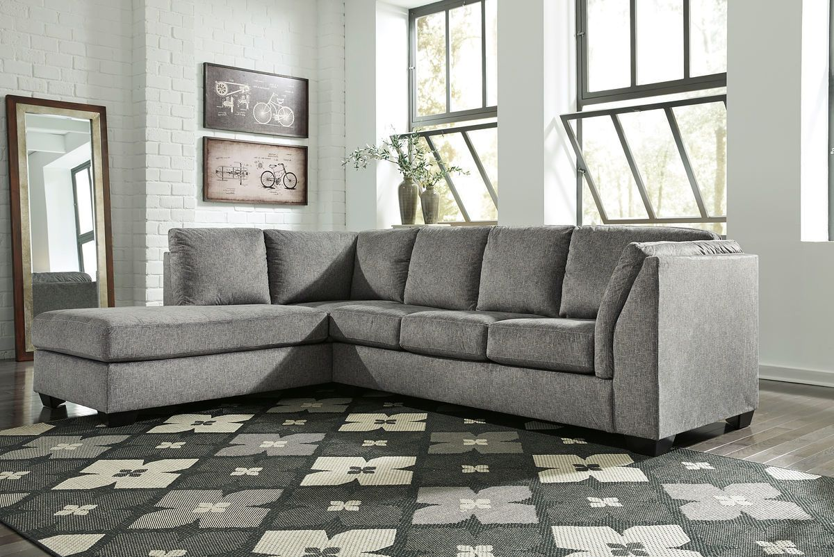Belcastel Ash Left Arm Facing Corner Chaise Right Arm Facing Sofa Sectional Furniture City 2 Piece Sectional Sofa Furniture Sofa Home