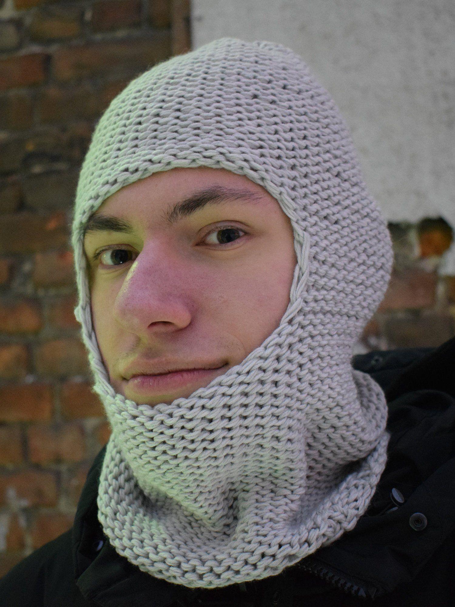 Wool ski mask balaclava winter face mask outdoor sport