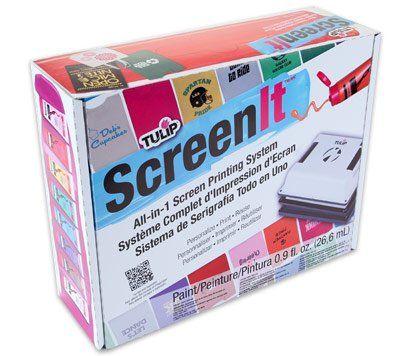 Tulip 174 29681 Screenit Clothing Screen Printing Machine