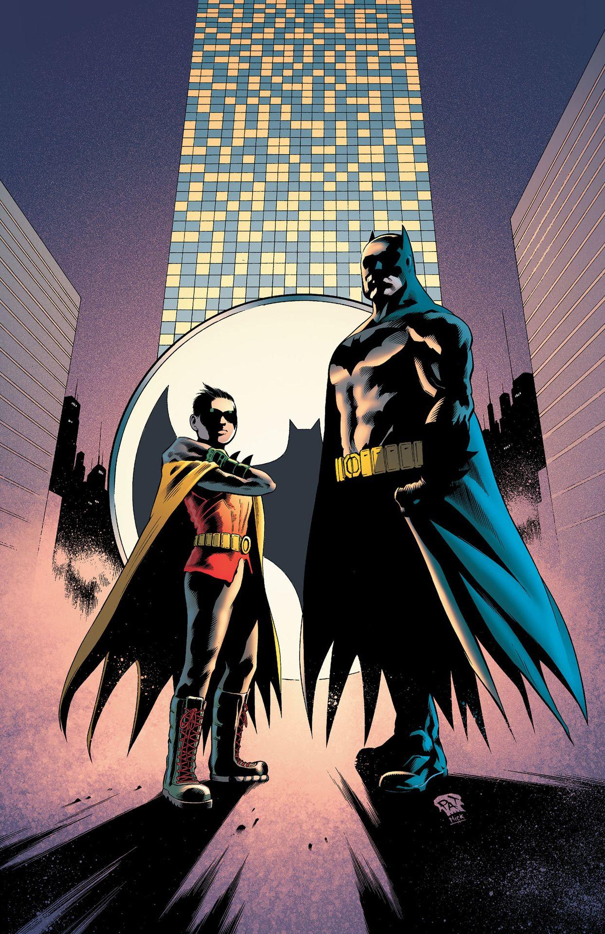 Batman and Robin #17.