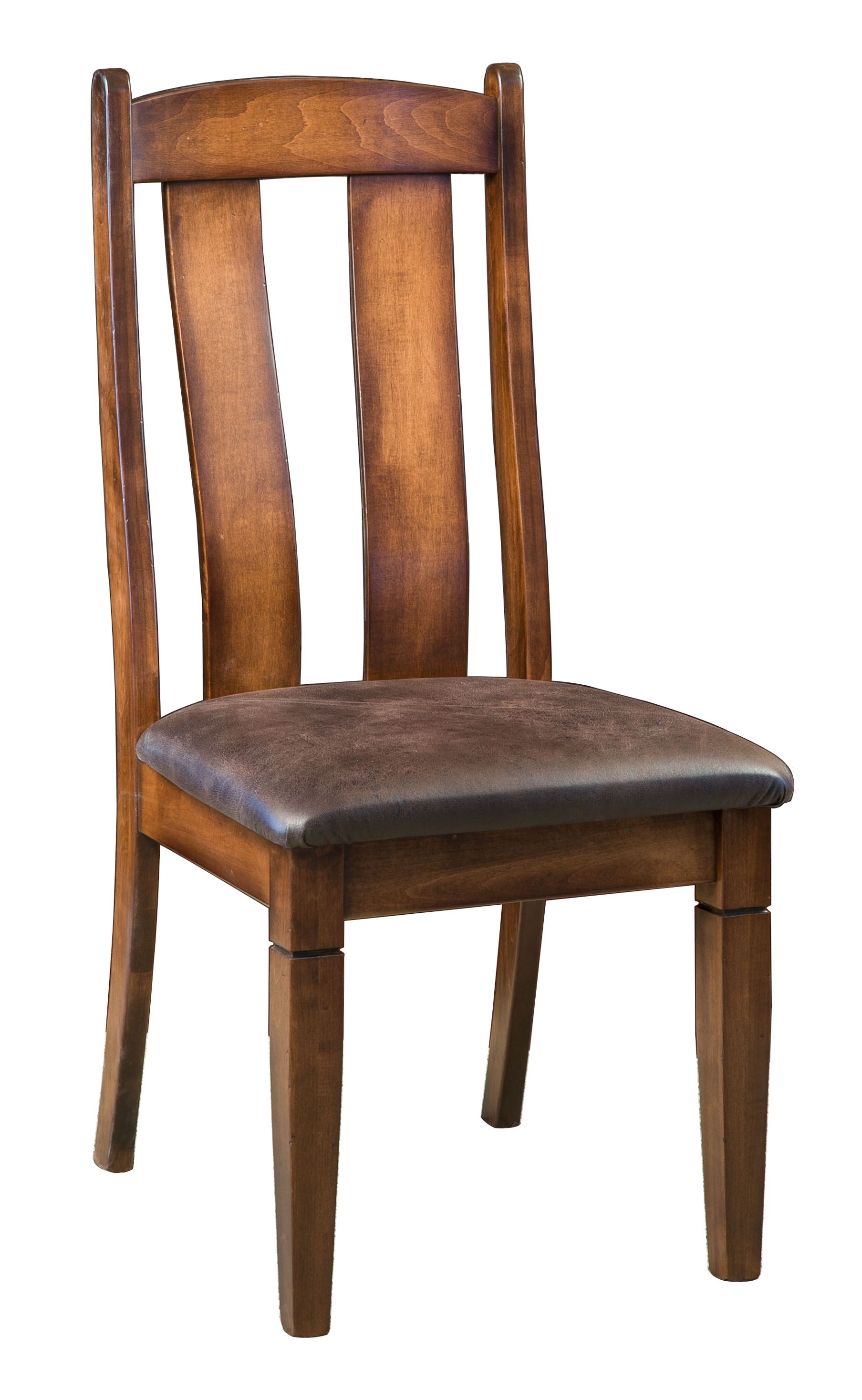 Attractive These Solid Wood Amish Chairs Have A Mission Style That Will Remain  Timeless In Your Home Decor.