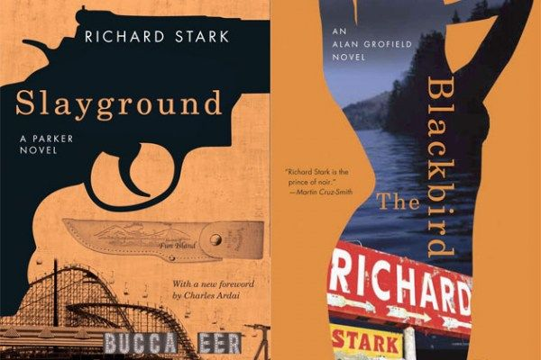Holiday Gift Guide: Richard Stark's 'Slayground' And 'The Blackbird'