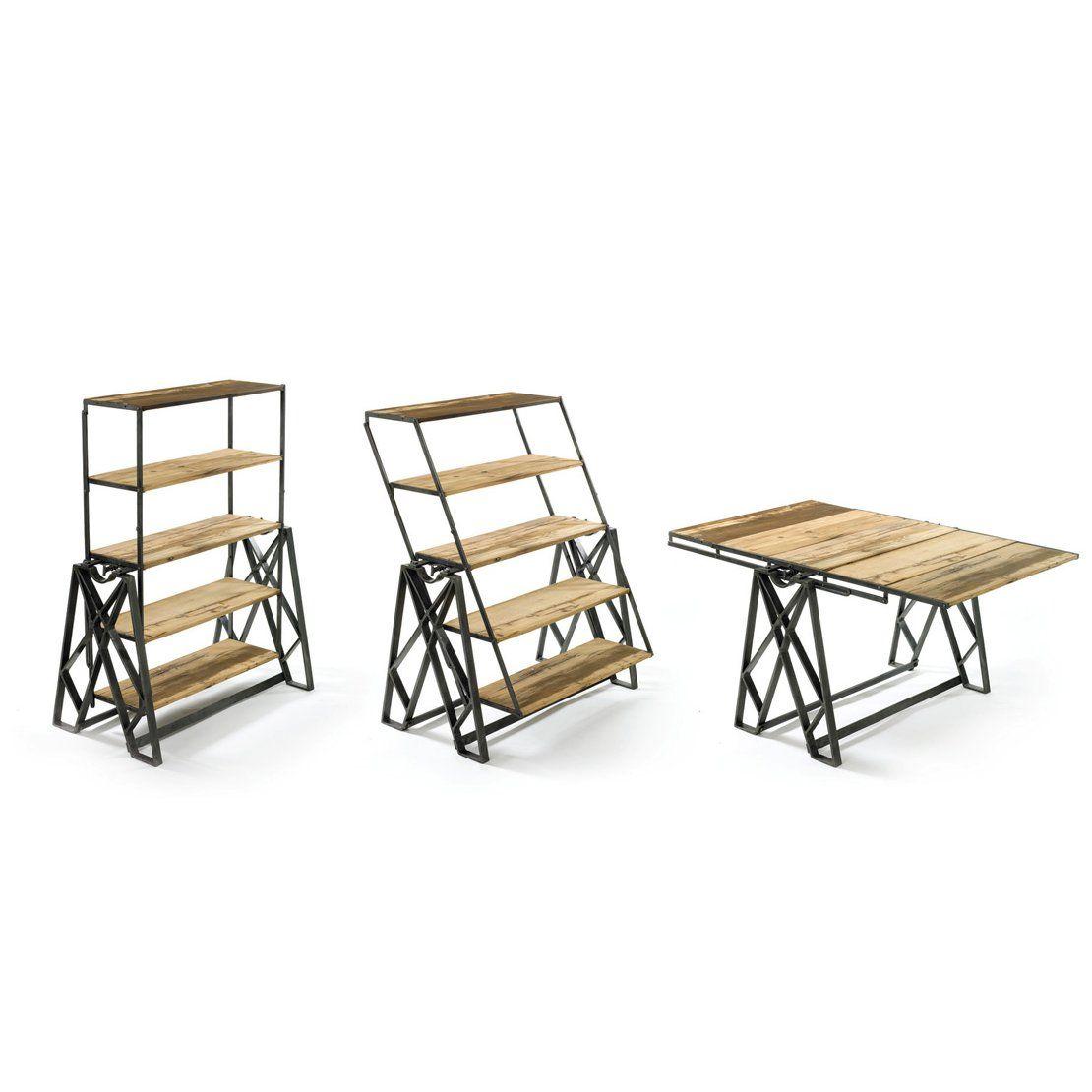 Trent Austin Design® Urbana Incredible Convertible Dining Table