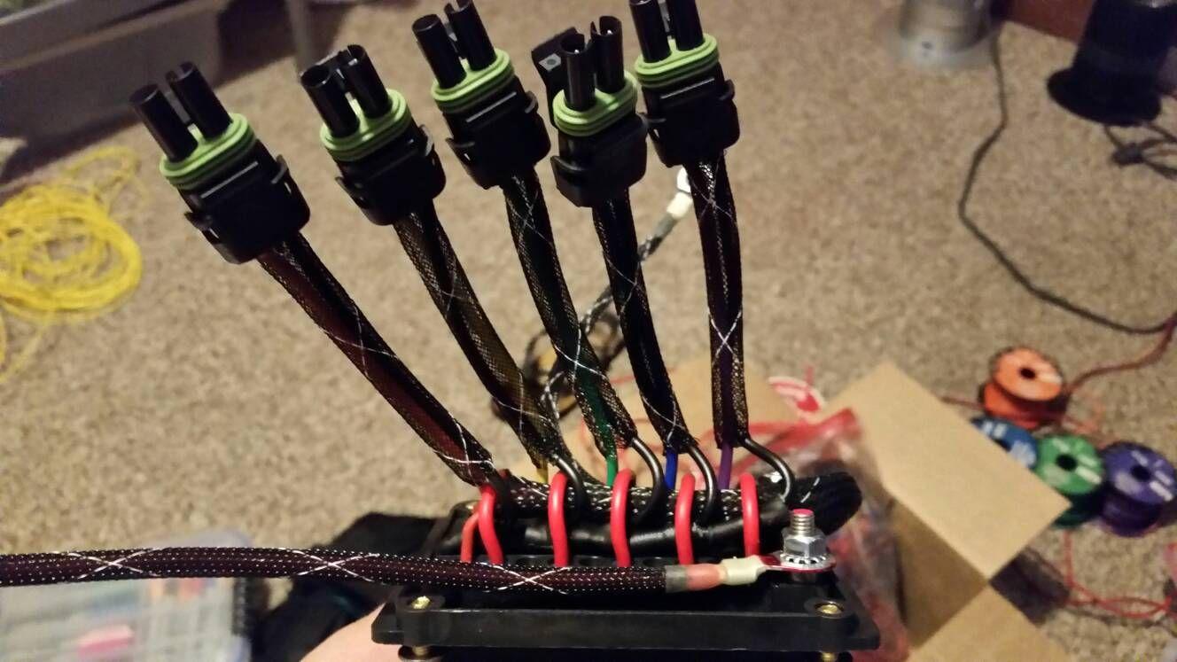 bussmann relay box wiring Google Search FJ Cruiser