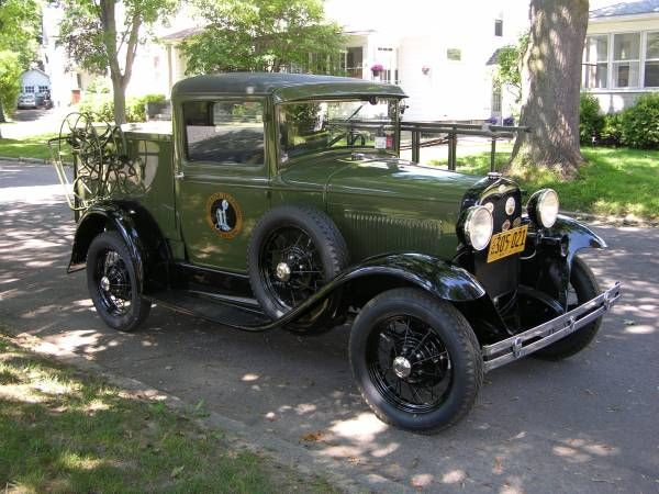 1931 FORD MODEL A BELL TELEPHONE TRUCK - $35000 (Rochester ...