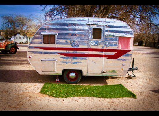 Shady Dell, Arizona Trailer Park