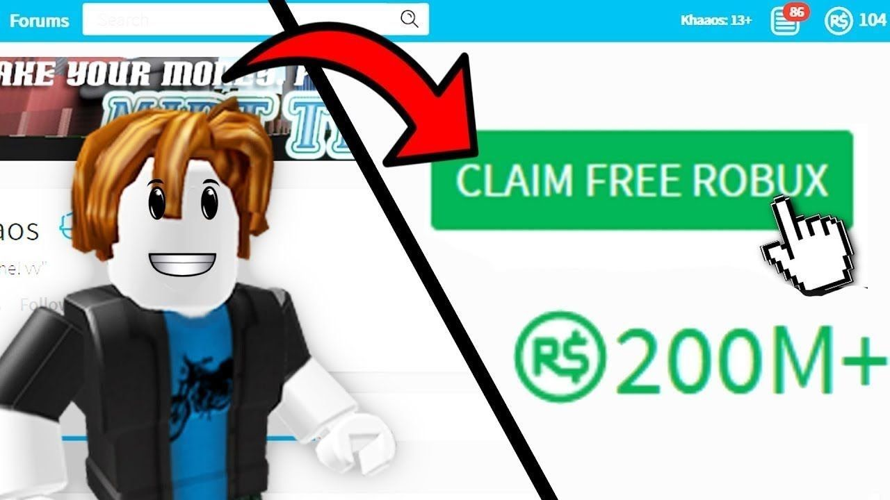 How To Get Free Robux In Roblox 2018 Not Clickbait Roblox Roblox Funny Roblox Generator