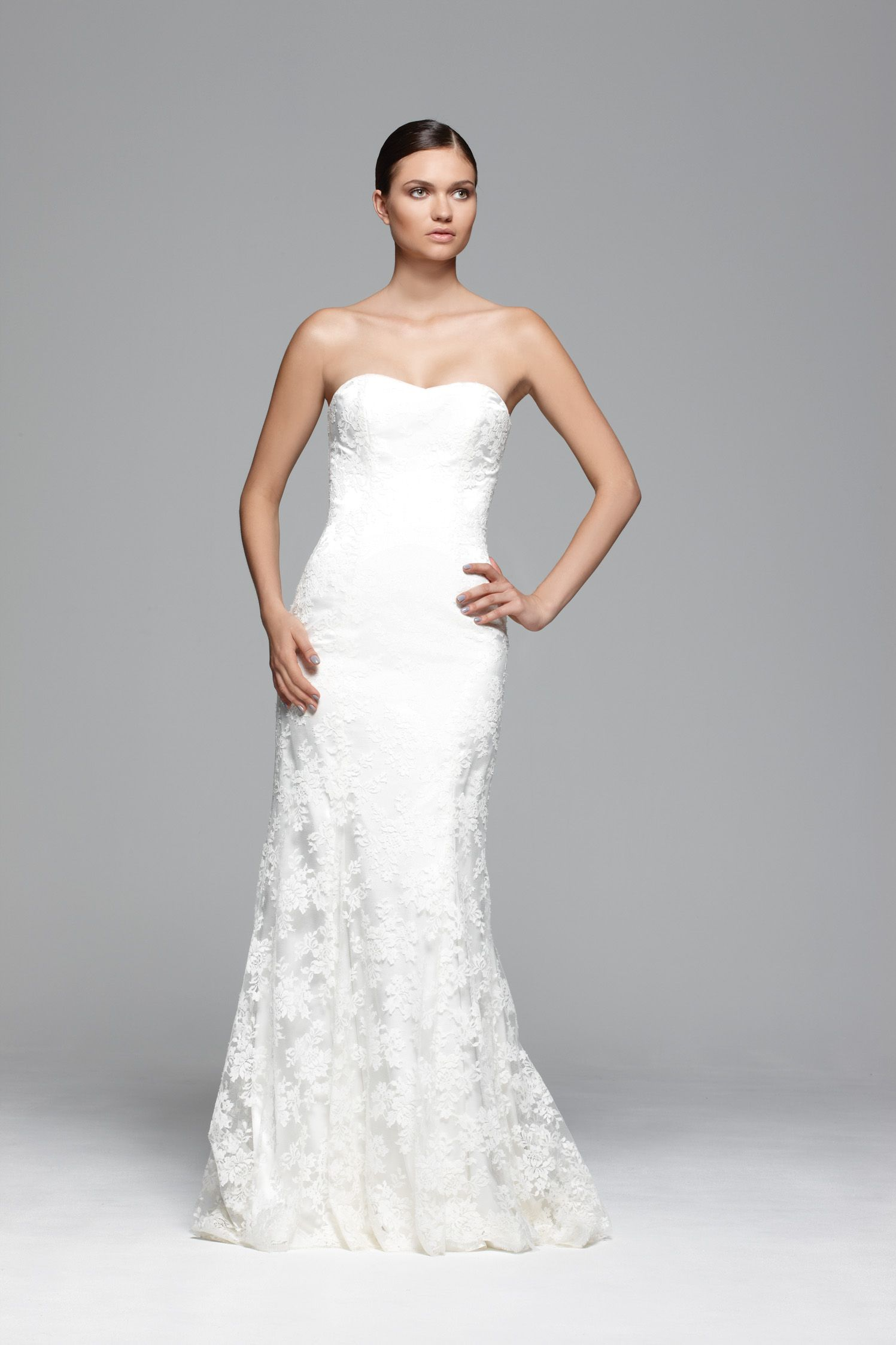 d744891e3d3fd Stewart Parvin HQ stunning lace and silk gown  SoAmazing available ...