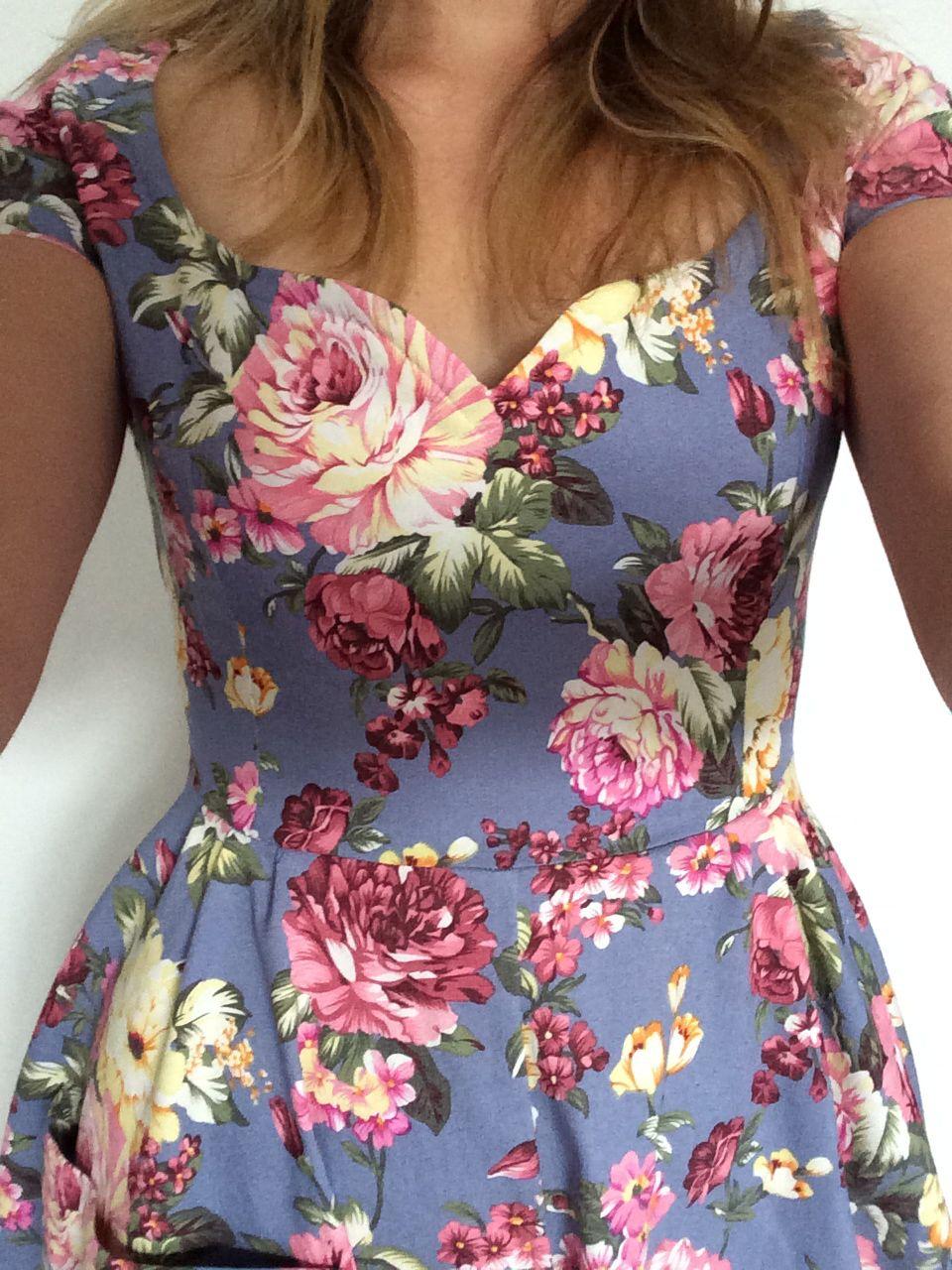 50ies dress