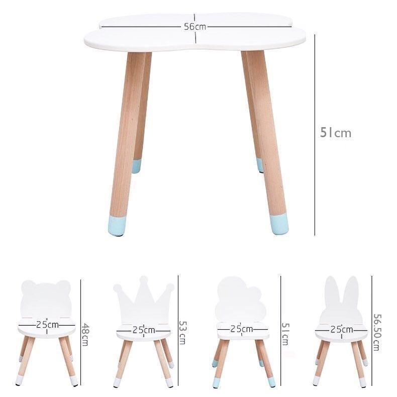 Fun Holz Kindertisch Und Stuhle Set Fun Holz Kindertisch Set