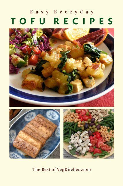 Easy everyday tofu recipes pdf e book tofu recipes tofu and easy everyday tofu recipes pdf e book forumfinder Images