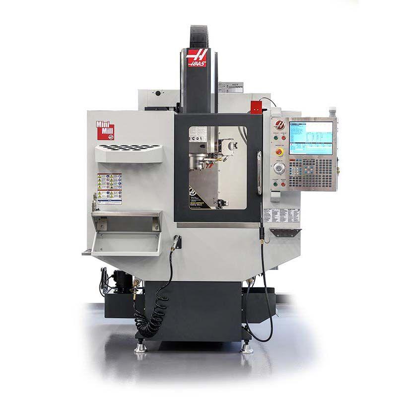 Haas CNC Vertical Machining Center (VMC)