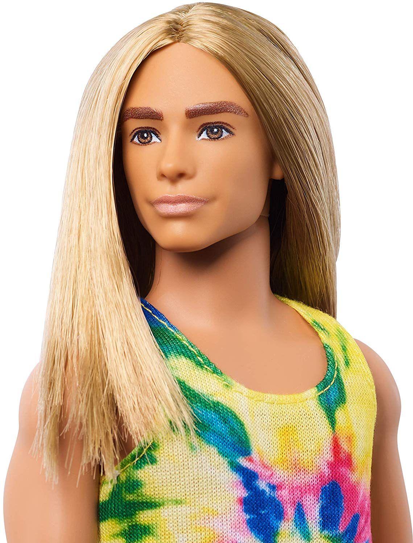 Fashion Royalty color infusion black hair latino skin Tobias alsford doll head
