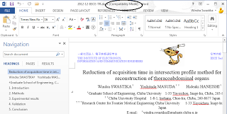 Cara Membuka Dokumen versi lama di Microsoft Word 2013 ...