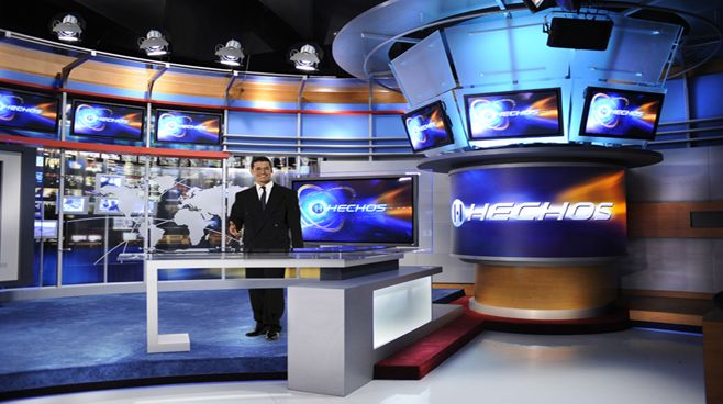 Tv Azteca Set Design News Sets Facilities With Images Tv