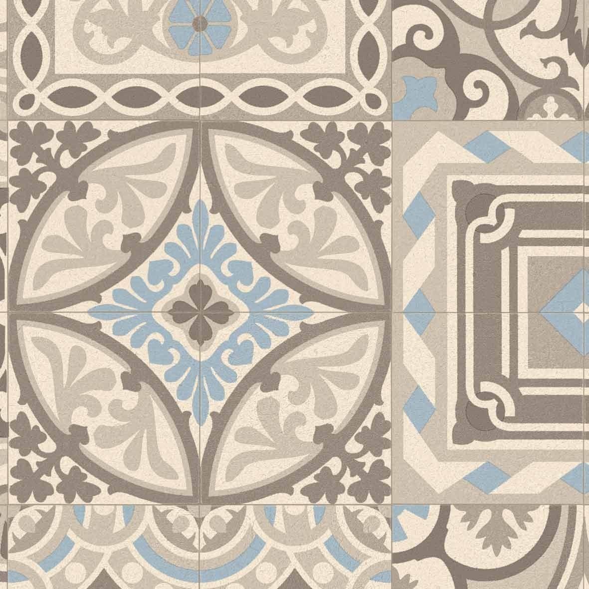Morroco Safi 04 Cushioned Sheet Vinyl Flooring Moroccan