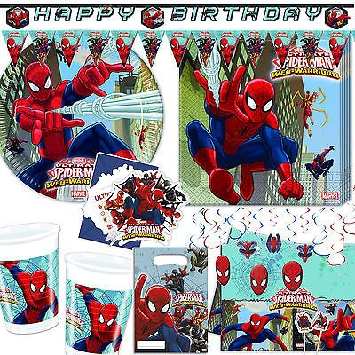 Ultimate #spiderman everything to #kid's birthday web #warriors - deco & take hom,  View more on the LINK: http://www.zeppy.io/product/gb/2/391589151993/
