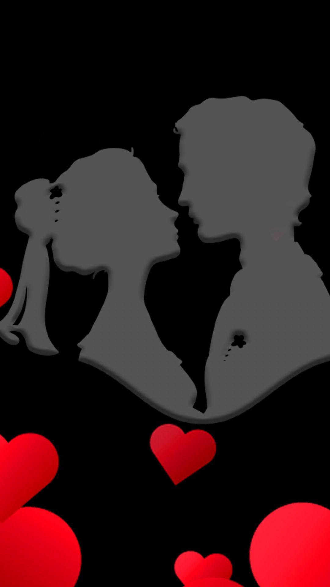 Couple Love Heart Art Wallpaper Art Wallpaper Love Wallpaper Sugar Wallpaper