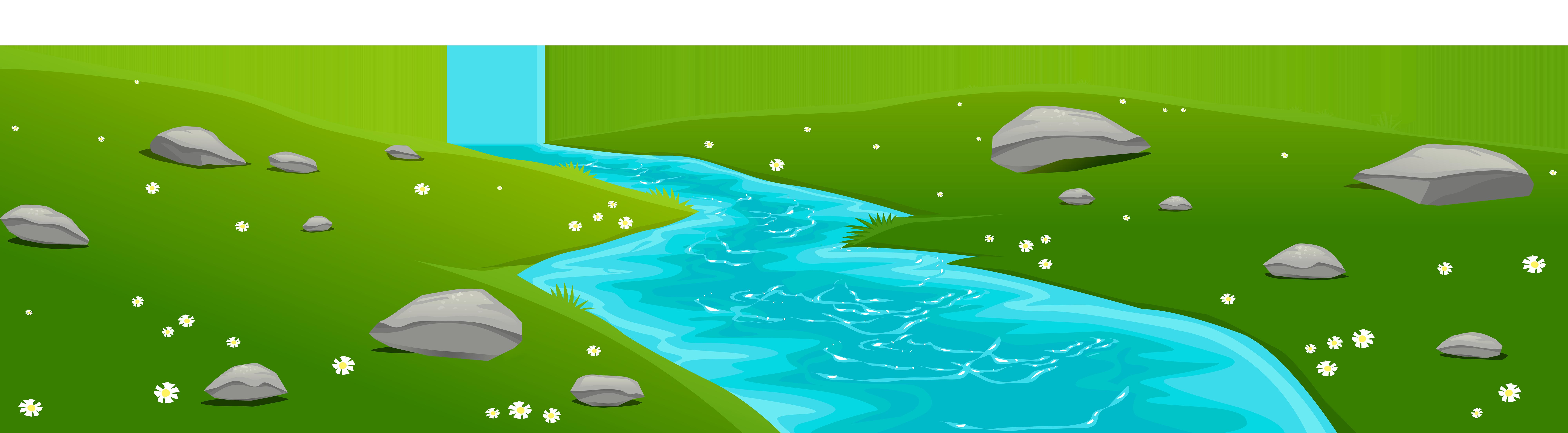 River Ground Cover Transparent Png Clip Art Image Ilustrasi Pendidikan Gambar Ilustrasi
