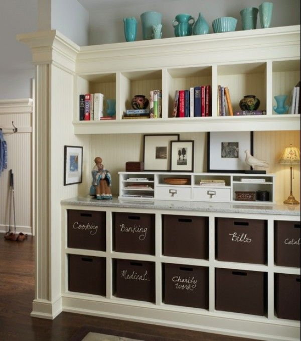Easy Ways To Organize Your Home For Productivity