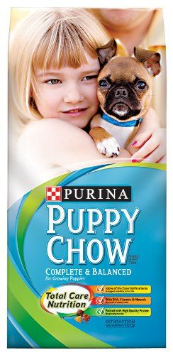 Purina Original Puppy Chow 4 4 Lb Visit The Image Link More