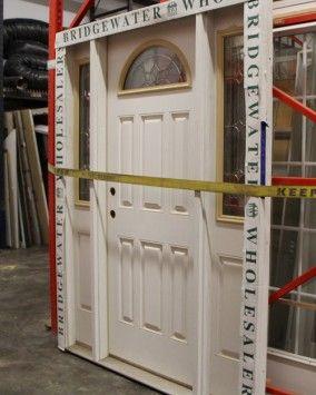 Bridgewater Fine Millwork front entry door with sidelights brand new! $500 60 1/ & Bridgewater Fine Millwork front entry door with sidelights brand ... pezcame.com