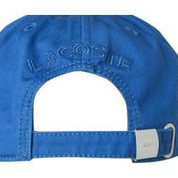 Lacoste Base-Cap Herren, Baumwolle, blau Lacoste #cottonstyle