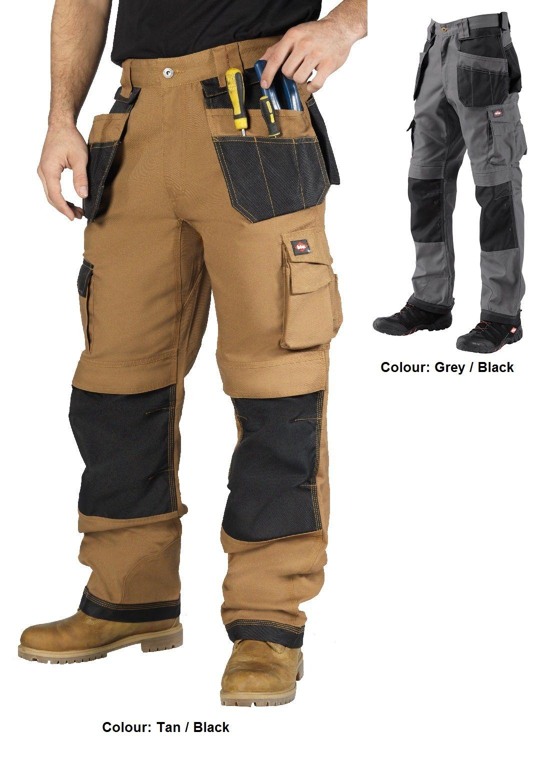 Lee Cooper Workwear Premium Heavyweight Trousers  e808b8d926