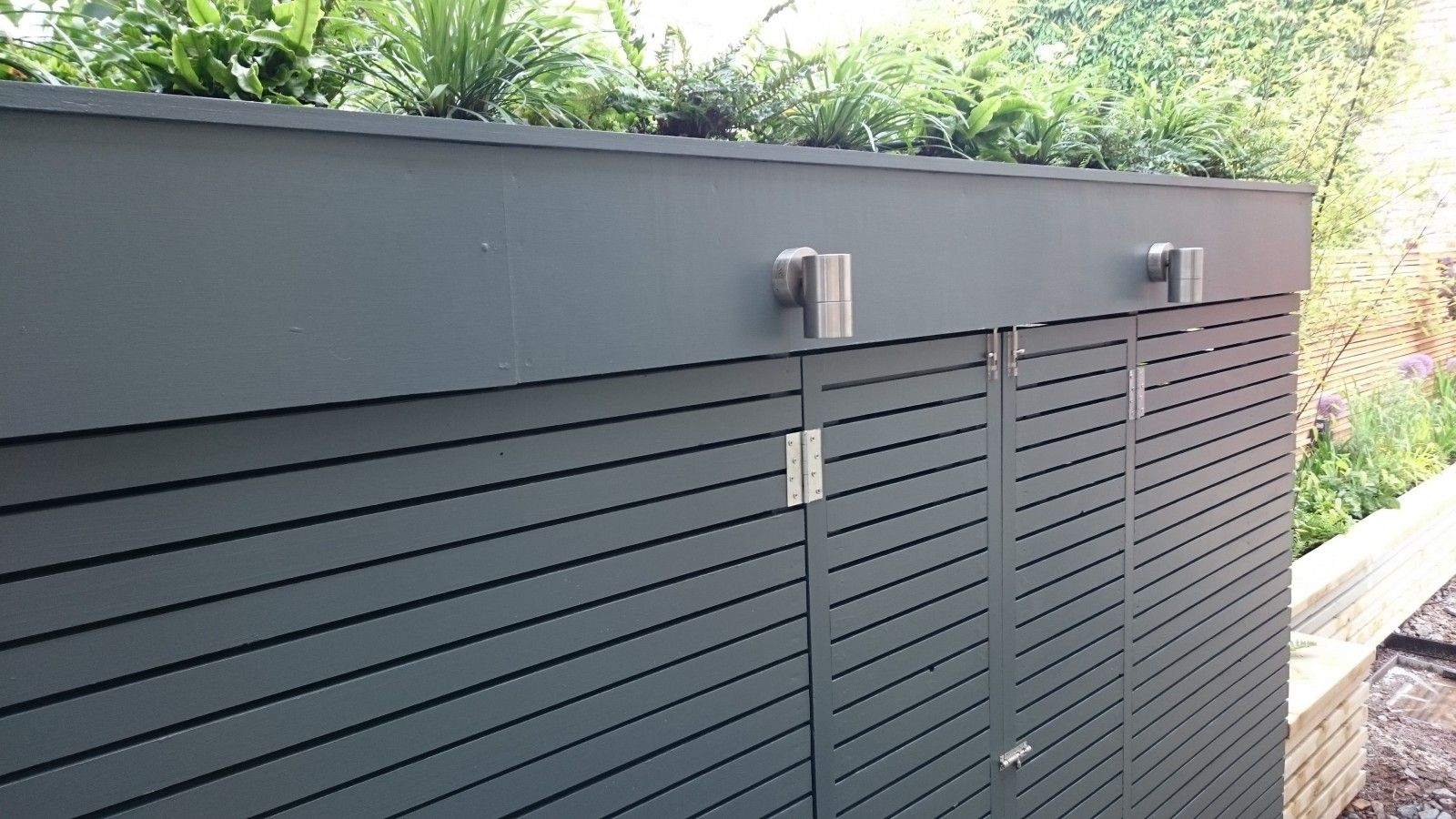Decking, Fencing and Timber Buildings by Green roof