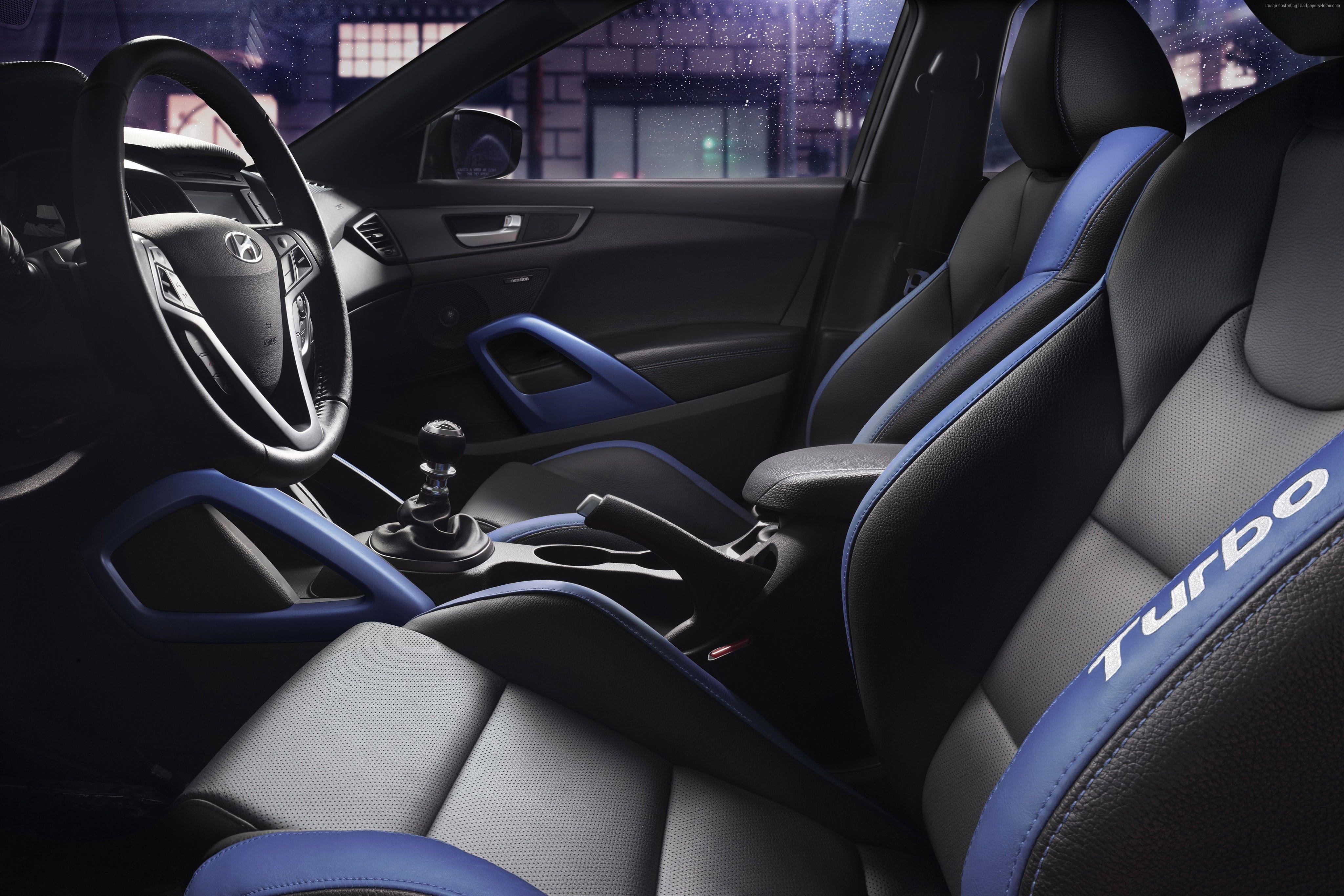 Rally Edition Rally Interior Sports Car Hyundai Hyundai Veloster 4k Wallpaper Hdwallpaper Desktop Ohnisko