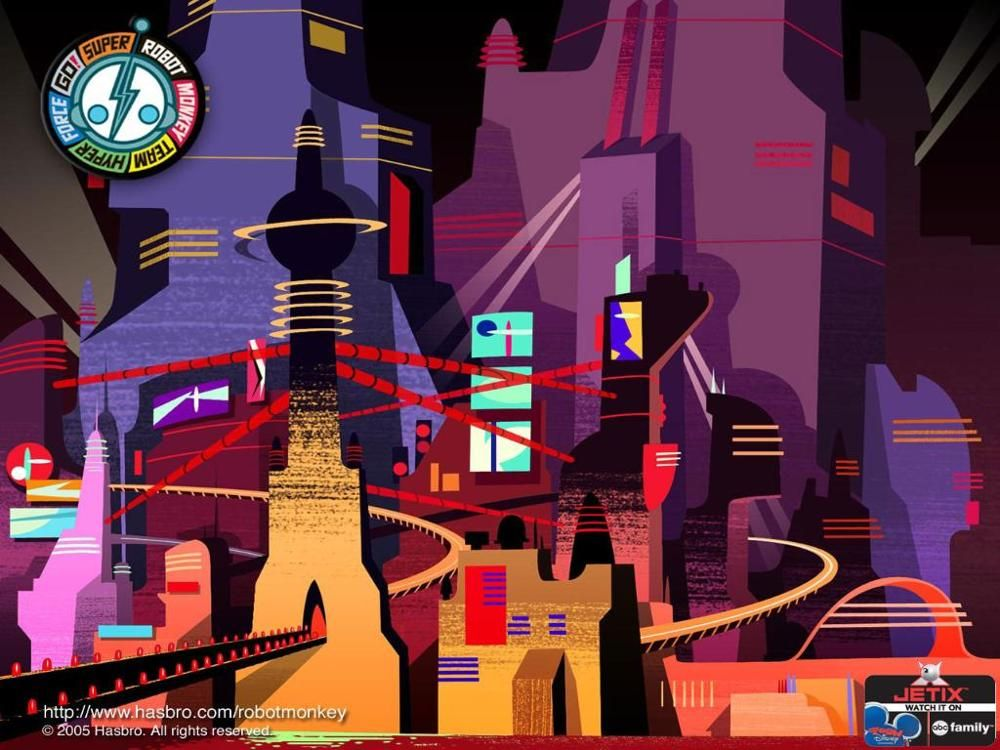 Shuggazoom City Super Robot Monkey Team Hyperforce Go Wiki