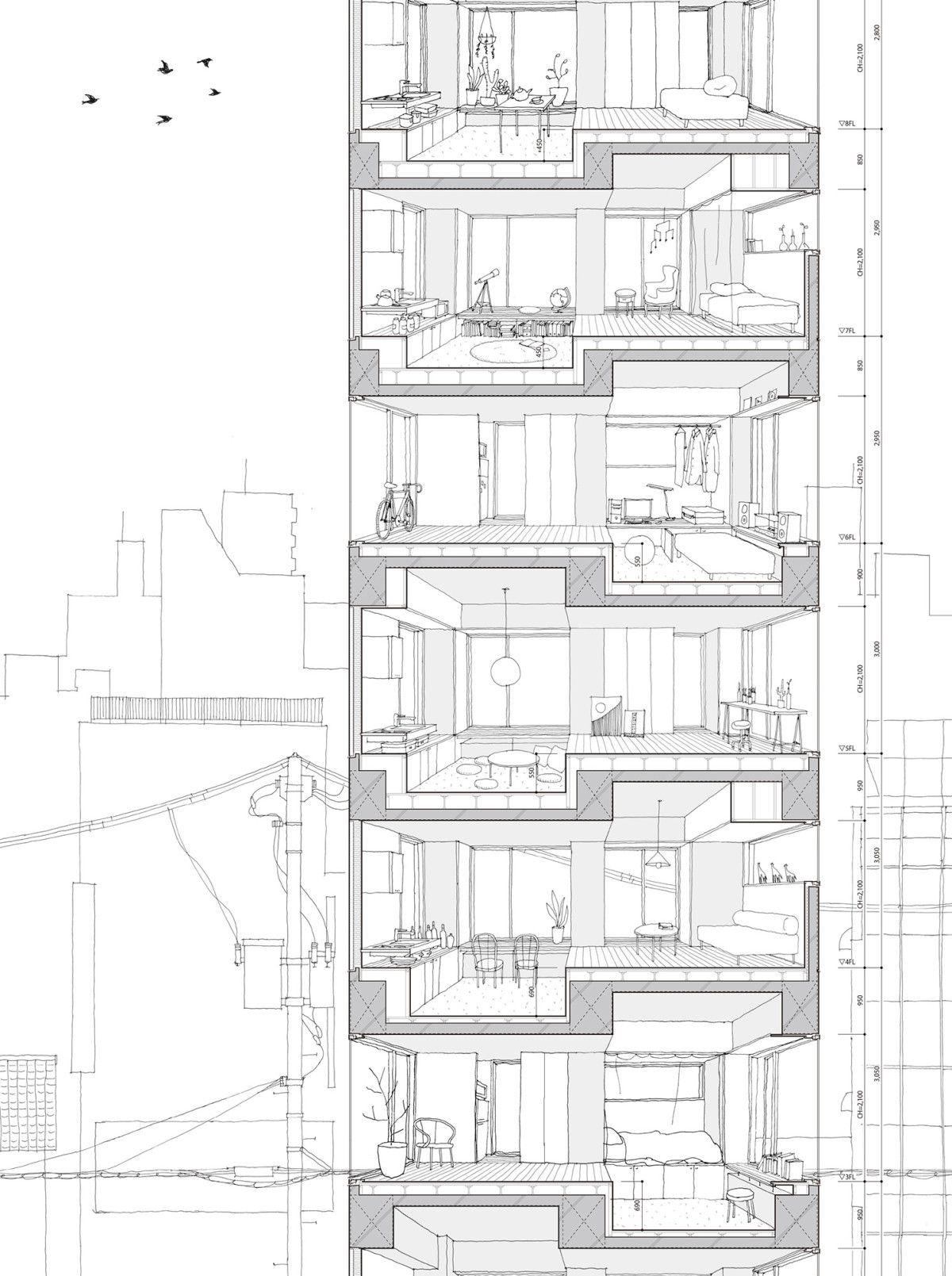 Grundriss Architektur pin light auf raumplan grundriss wohnung