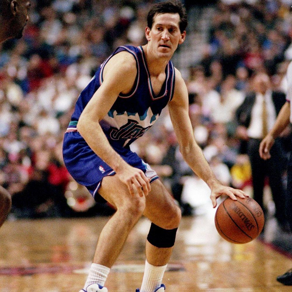 Jeff Hornacek Utah Jazz Basketball NBA Pinterest