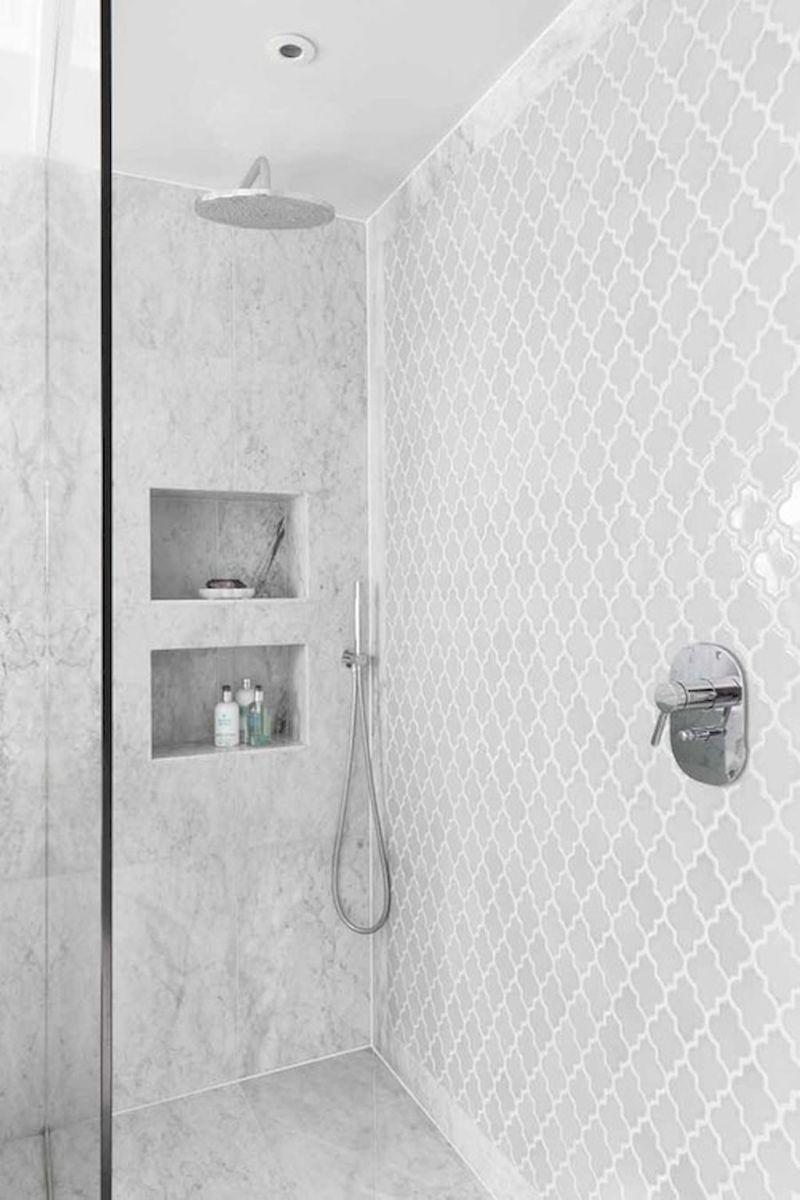 Small master bathroom tile makeover design ideas (13 | Bathroom ...