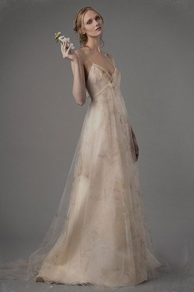 Elizabeth Fillmore Bridal Collection Spring 2015