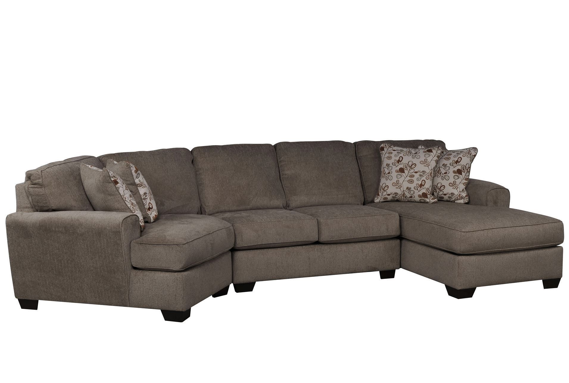 couch ashley sectional cuddler item piece right pantomine by benchcraft number with products
