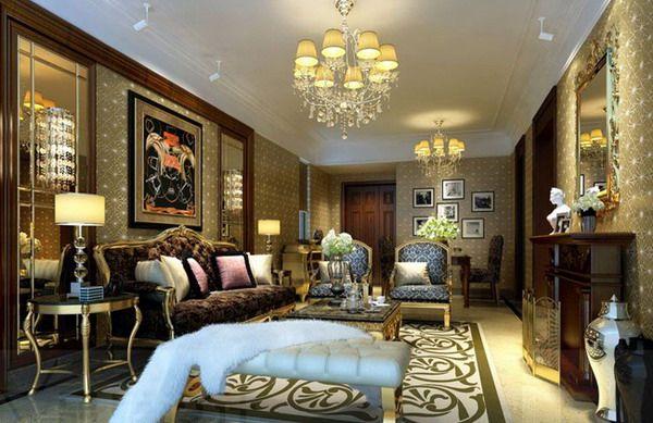 Luxury Living Room Furniture Interior Design Ideas Picture Home Magnificent Luxury Living Rooms Furniture Interior