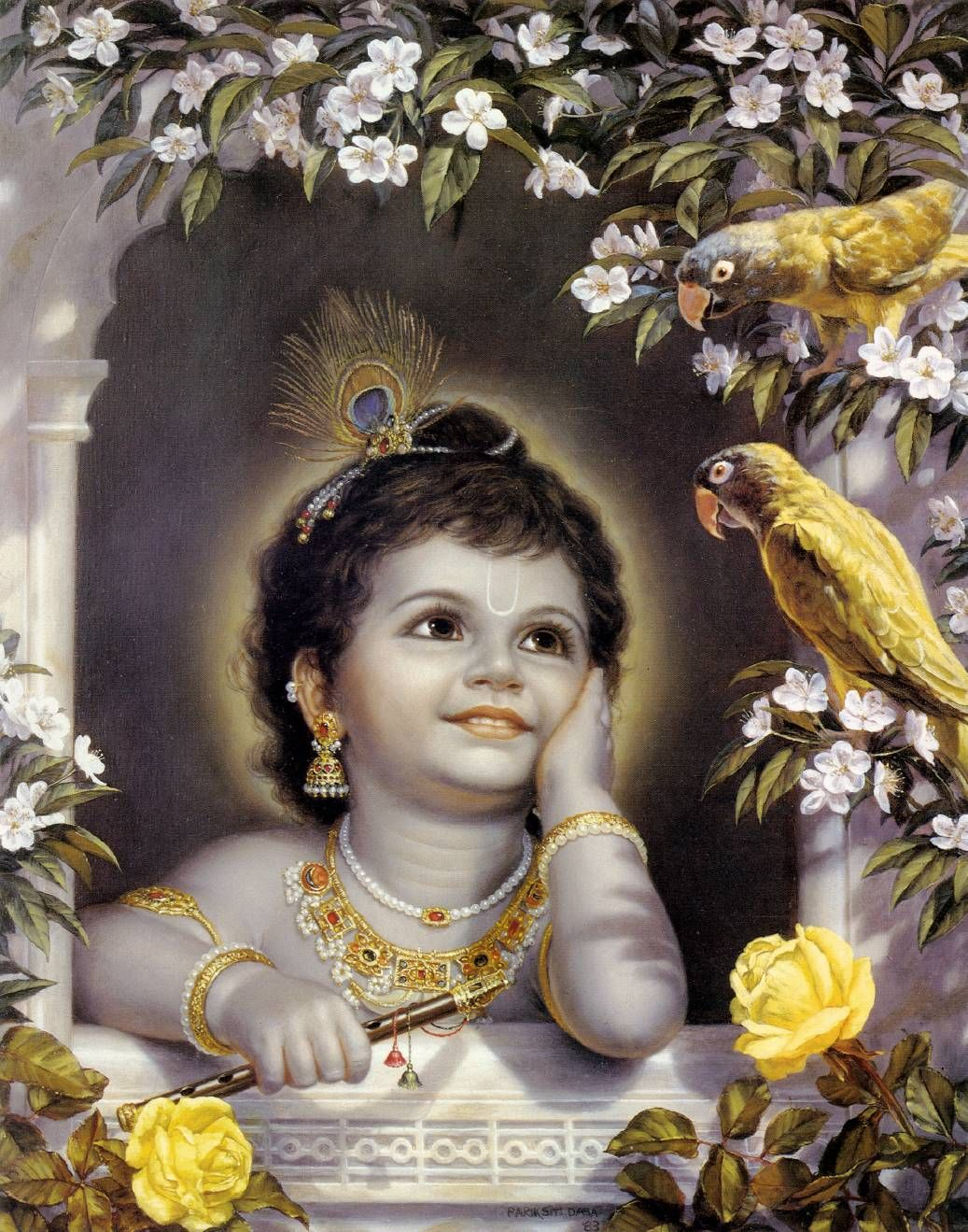 iskcon temple krishna paintings - Google Search | Projects to Try ...