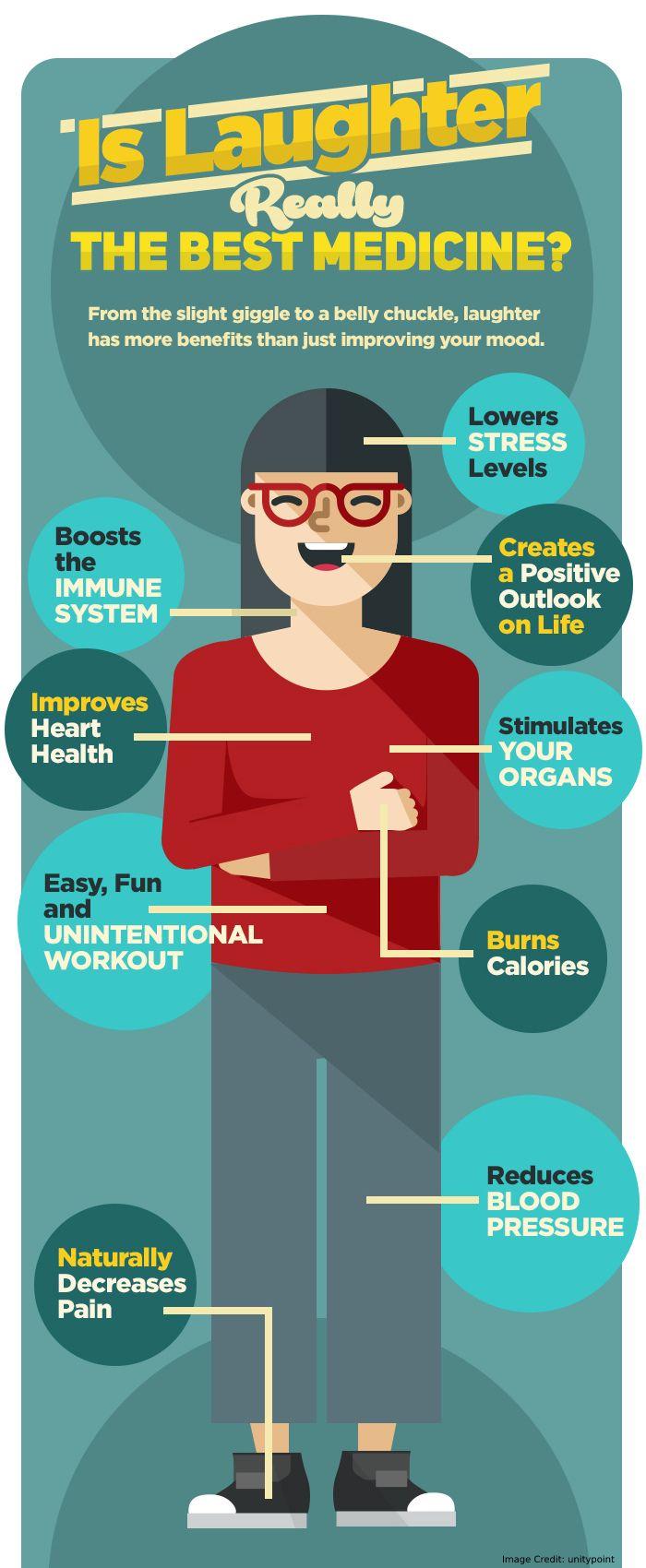 Laughter Yoga Exercises Secret to a Happier, Healthier