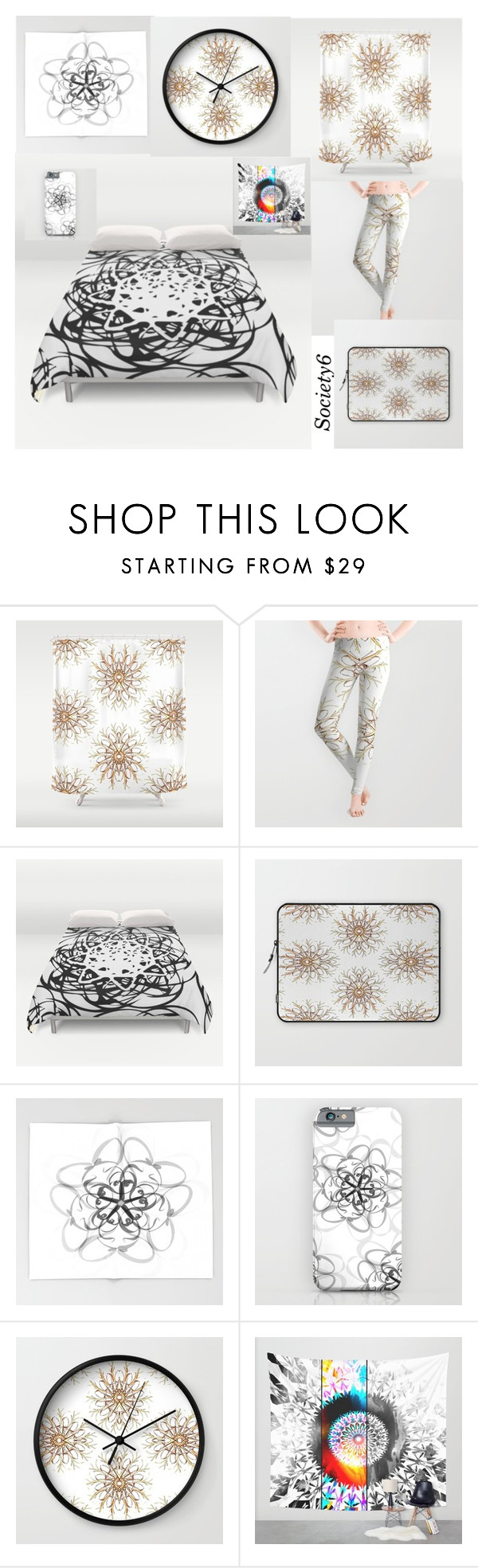 """Society6"" by car69 ❤ liked on Polyvore featuring interior, interiors, interior design, home, home decor, interior decorating, art, artdeco, decor and homegoods"