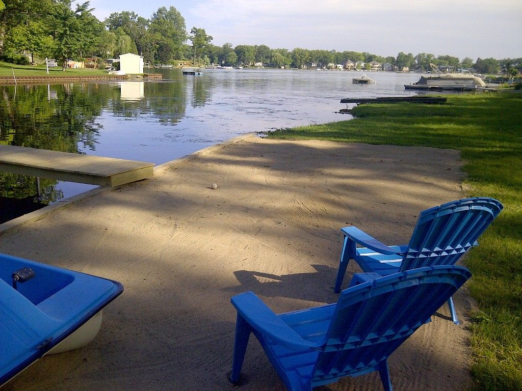 House vacation rental in White Lake from VRBO.com! #vacation #rental #travel #vrbo